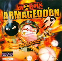 Worms Armageddon - Dreamcast