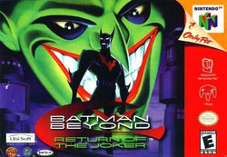 Batman Beyond Return of the Joker - N64