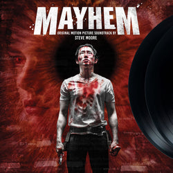 Steve Moore - Mayhem OST SALE25