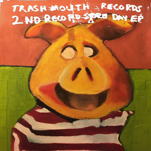 Various Artists - Trash Mouth Records 2ND RECORD STORE DAY EP SALE25