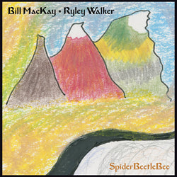 Bill MacKay & Ryley Walker - SpiderBeetleBee SALE25