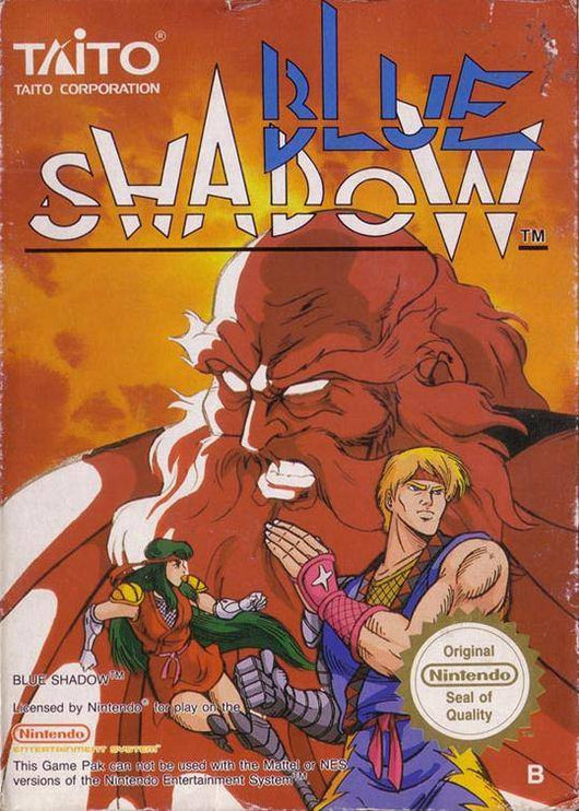 Blue Shadow - NES