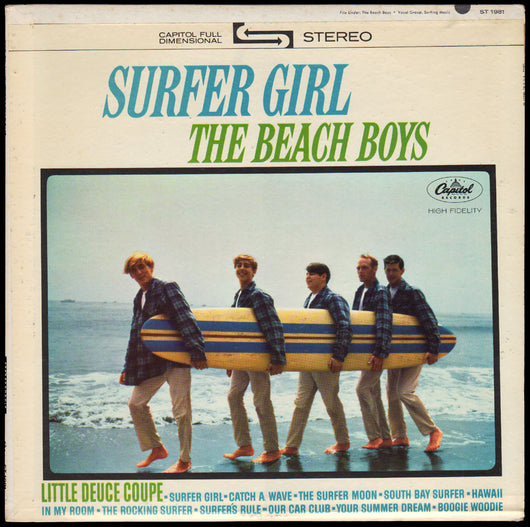 The Beach Boys - Surfer Girl (180g)