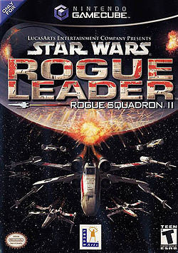 Star Wars: Rogue Leader - Gamecube