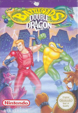 Battletoads Double Dragon - NES