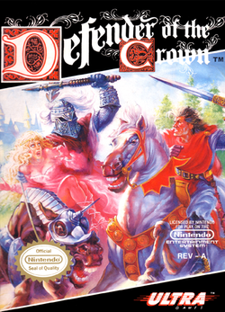 Defender of the Crown - NES
