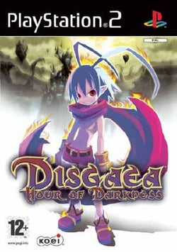 Disgaea Hour Of Darkness - Ps2