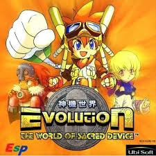 Evolution: The World Of Sacred Device - Dreamcast