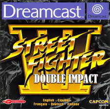 Street Fighter 3 Double Impact - Dreamcast