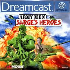 Army Men Sarges Heroes - Dreamcast