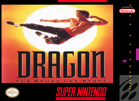Dragon (Bruce Lee) - SNES
