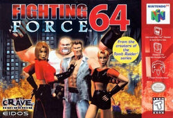 Fighting Force - N64