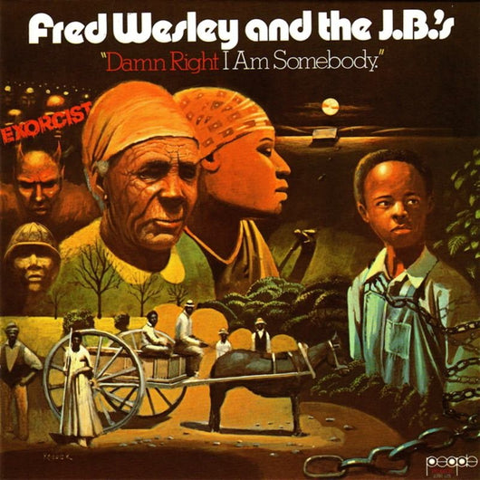 Fred Wesley & The J.B.'s - Damn Right I Am Somebody