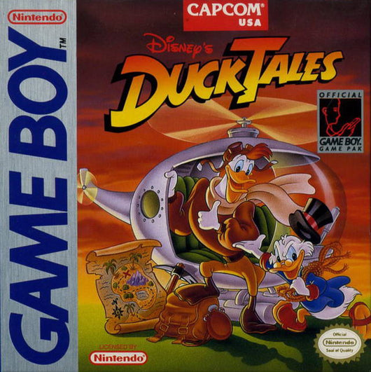 Duck Tales - Gameboy