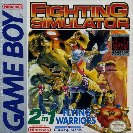 Fighting Simulator - Gameboy