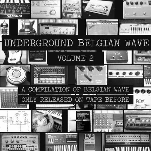 Various Artists - Underground Belgian Wave Vol. 2 SALE25