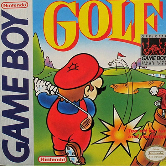 Golf - Gameboy