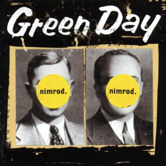 Green Day - Nimrod (20th Anniversary 2LP Bright Yellow + Etching)