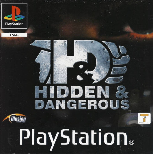 Hidden and Dangerous - PS1