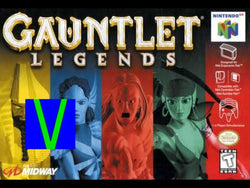 Gauntlet Legends - N64