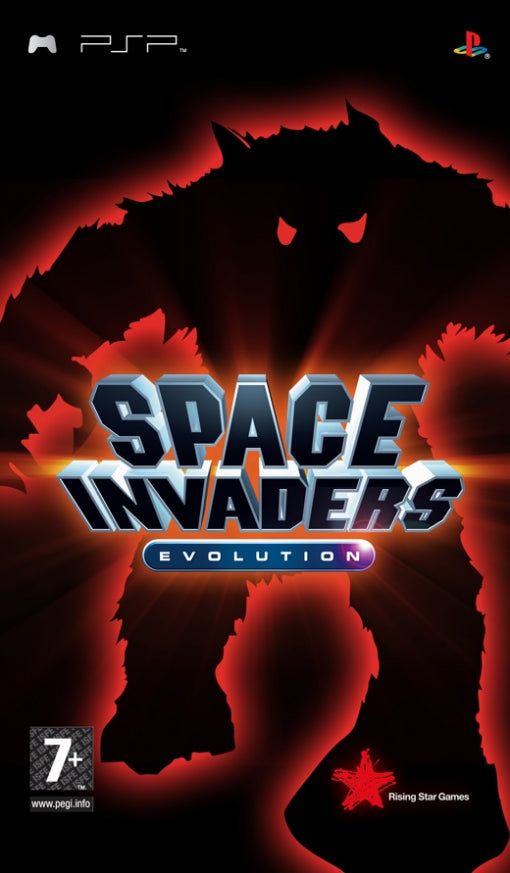 Space Invaders Evolution - PSP