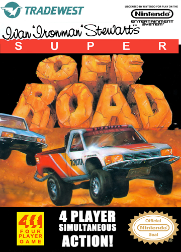 Off Road - NES