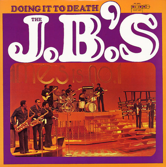 JB's - Doing It To Death