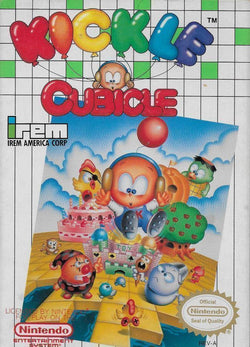 Kickle Cubicle - NES