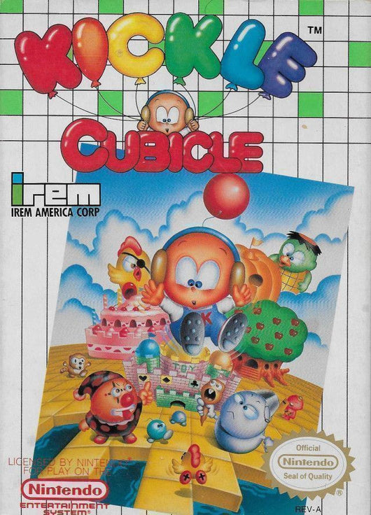 Kickle Cublicle - NES
