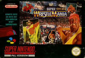 Wrestlemania - SNES