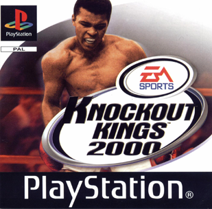 Knockout Kings 2000 - PS1
