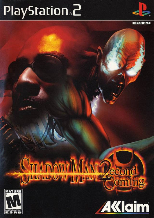 Shadow Man: 2econd Coming - PS2