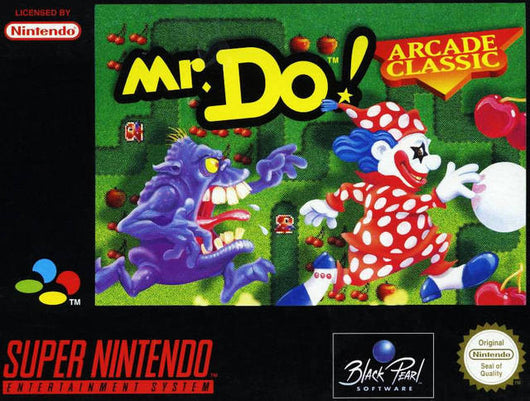 Mr.Do! - SNES