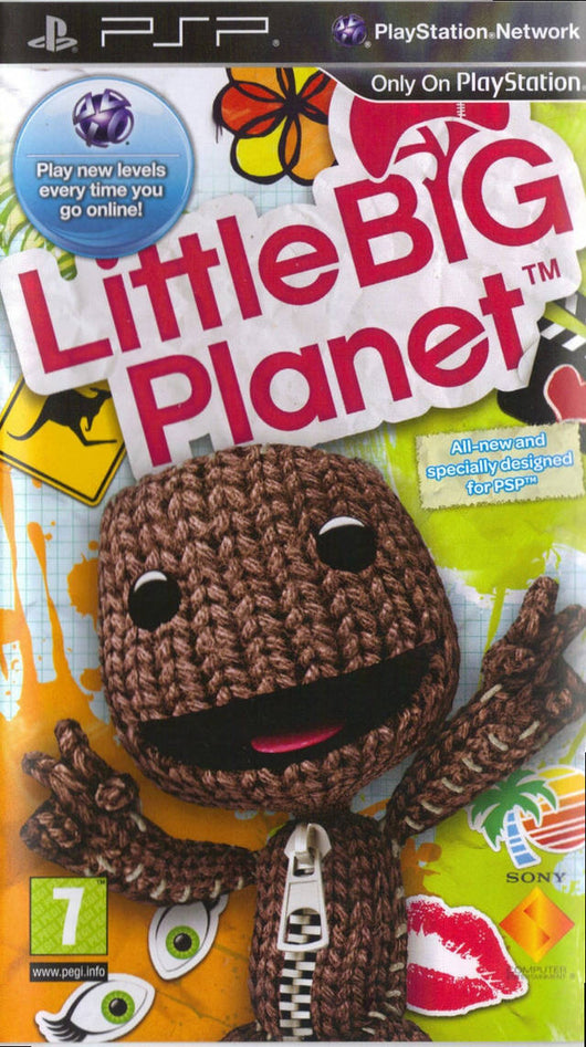 Little Big Planet - PSP