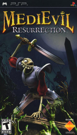 MediEvil: Resurrection - PSP