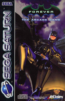 Batman Forever - Saturn