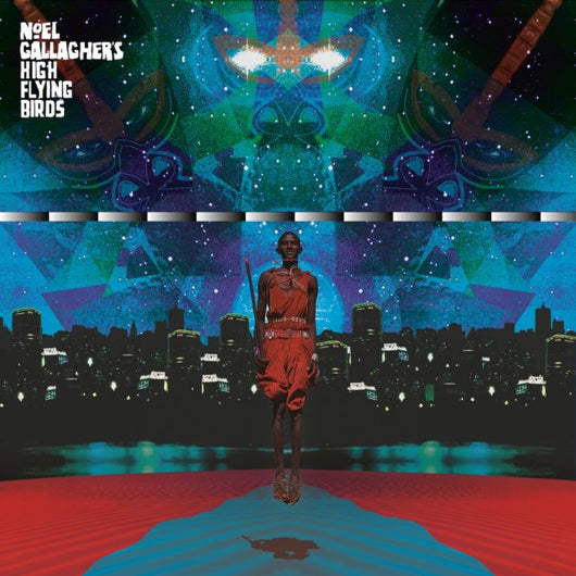 Noel Gallagher's High Flying Birds - This Is The Place [12