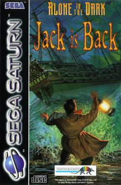 Alone In The Dark: Jack Is Back - Saturn