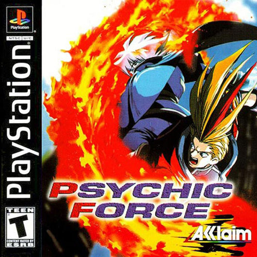 Psychic Force - PS1