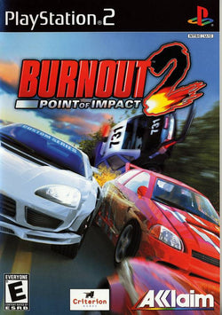 Burnout 2: Point Of Impact - Ps2