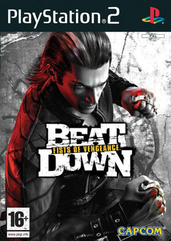 Beat Down: Fists of Vengeance - Ps2