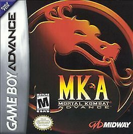 Mortal Kombat Advance - Gameboy
