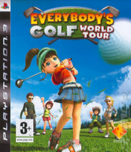 Everybody's Golf - PS3