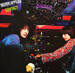 Silver Apples - Contact SALE25