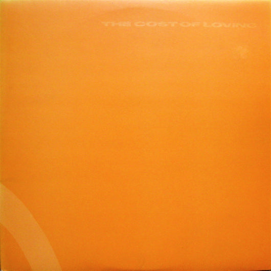 The Style Council - The Cost Of Loving (Orange Vinyl)