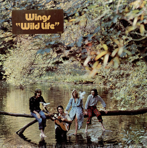 Paul McCartney & Wings - Wild Life [Abbey Road Remaster]