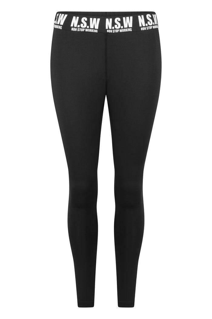 NON STOP WORKING RUNNING LEGGINGS