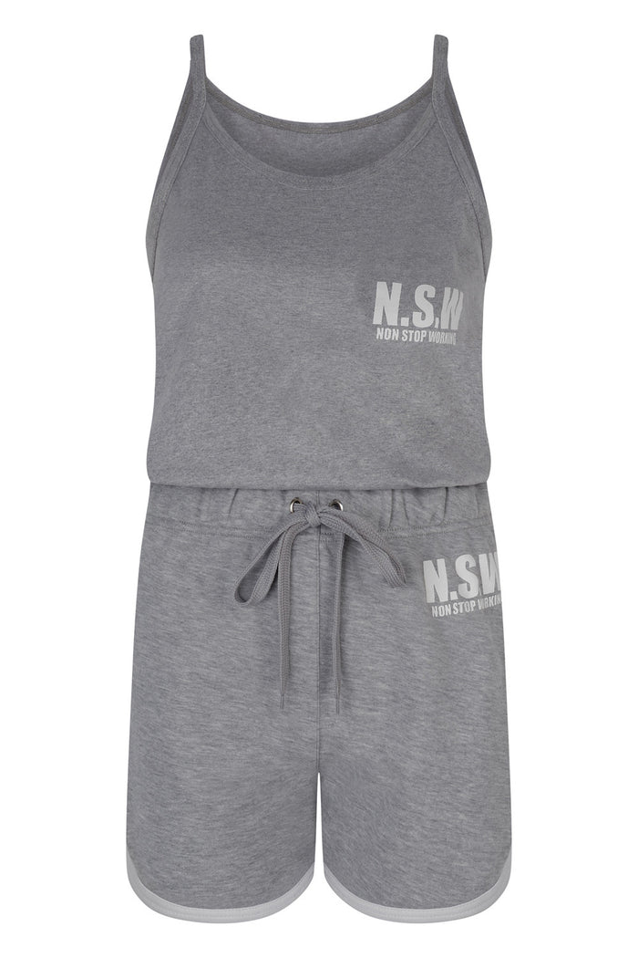 NON STOP WORKING PRO TANK TOP AND SHORTS SET (women's)