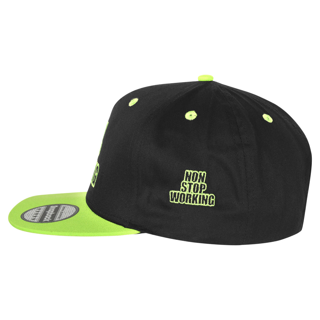 RETRO INCREDIBLE HULK SNAPBACK CAP