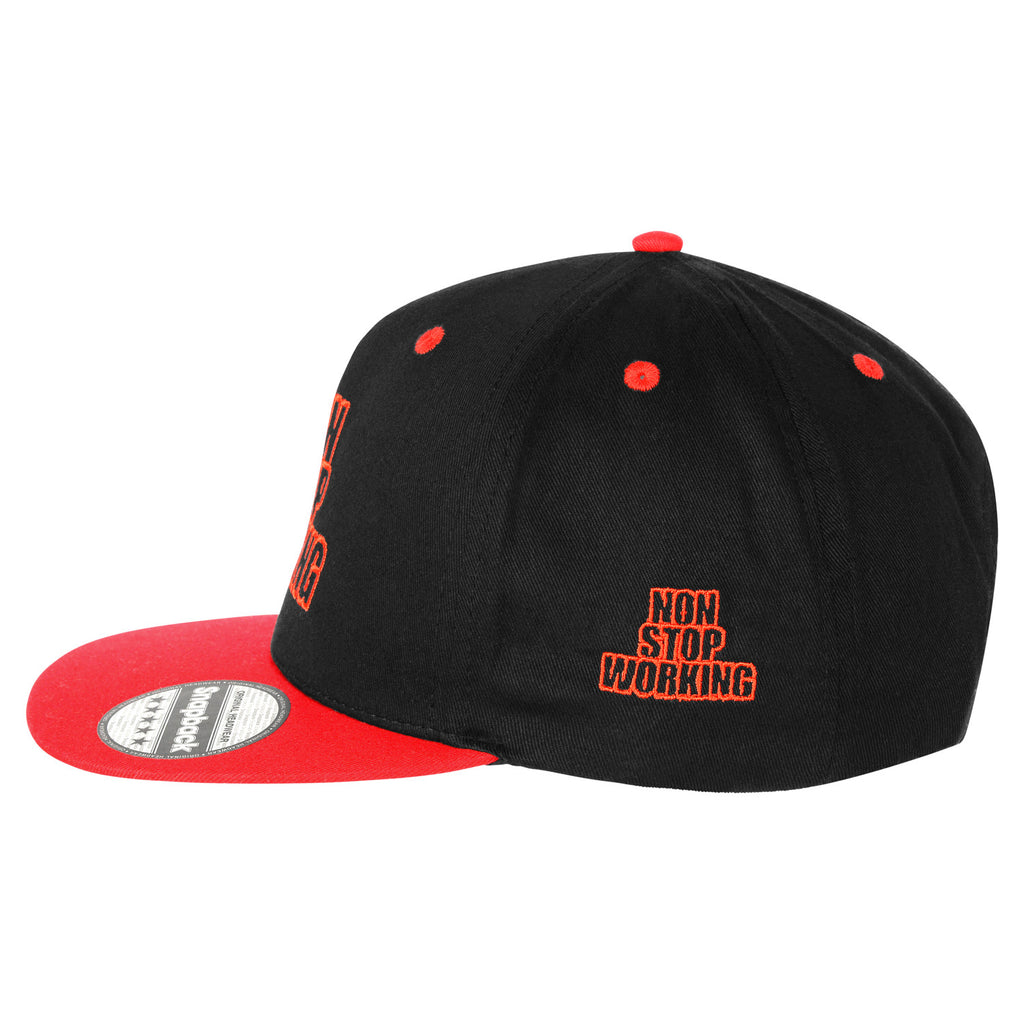 RETRO NON STOP WORKING OG SNAPBACK CAP